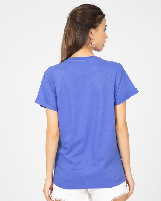 Shop Follow Your Way Boyfriend T-Shirt-Back