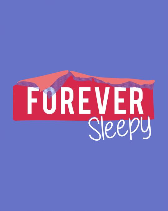 Shop Forever Sleepy Full Sleeve T-Shirt