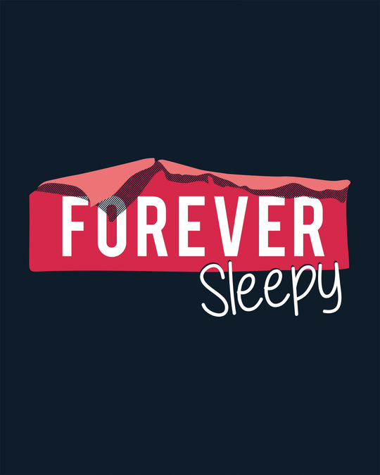 Shop Forever Sleepy Sweatshirt-Full