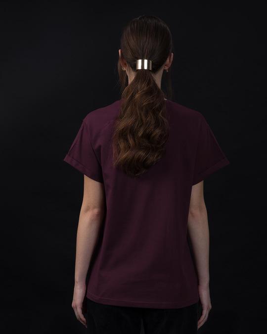 Shop Forever Young Boyfriend T-Shirt-Back