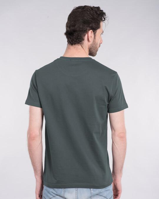 Shop Forget Rules Half Sleeve T-Shirt-Back