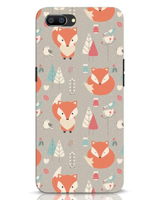 Shop Foxy Realme C1 Mobile Cover-Front