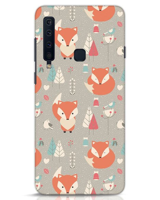 Shop Foxy Samsung Galaxy A9 2018 Mobile Cover-Front