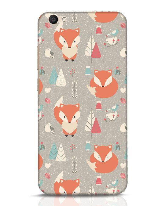 Shop Foxy Vivo V5 Mobile Cover-Front