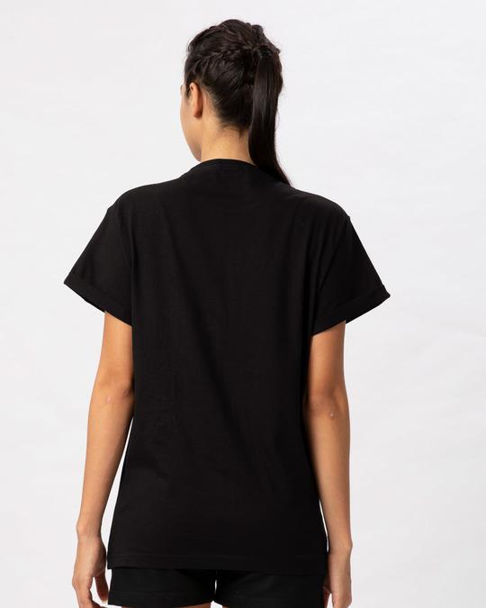 Shop Free And Wild Boyfriend T-Shirt-Full