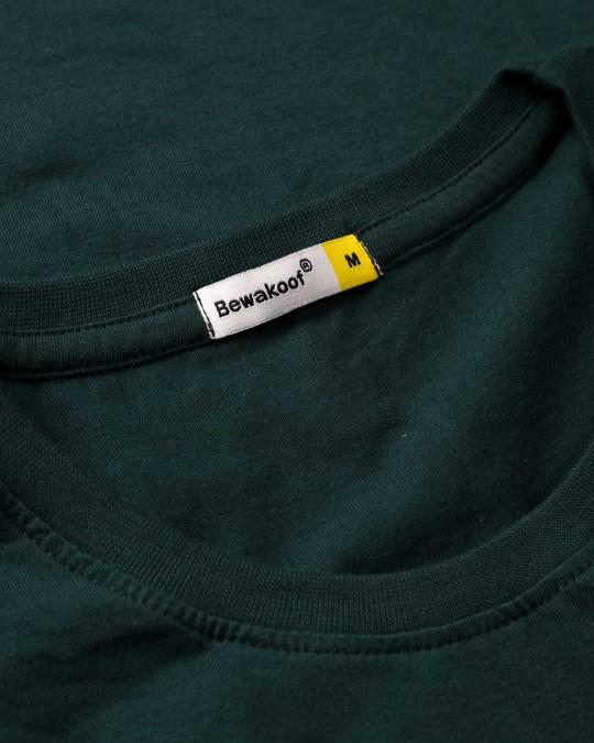 Shop Free And Wild Half Sleeve T-Shirt