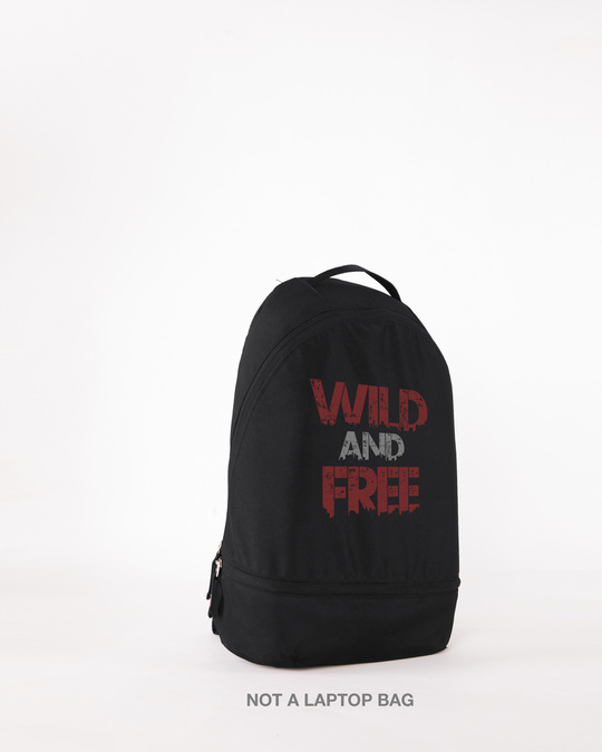 Shop Free And Wild mini Backpack-Design