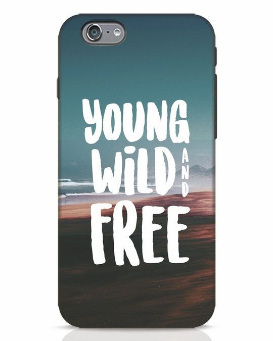 Shop Free iPhone 6s Mobile Cover-Front