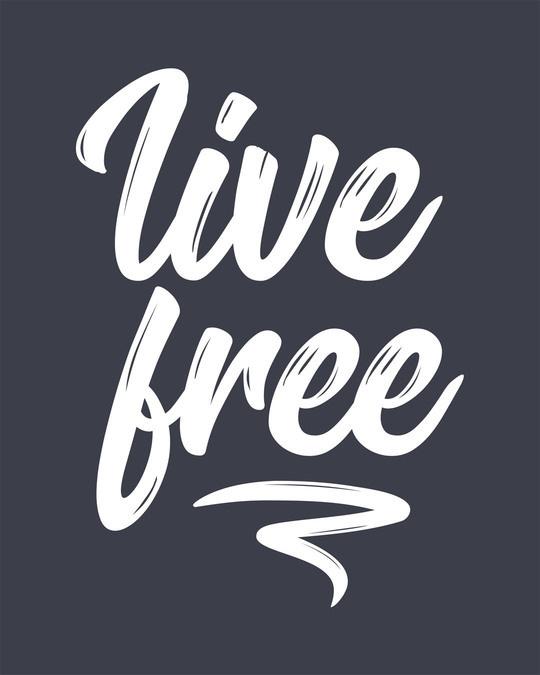 Shop Free Living Full Sleeve T-Shirt