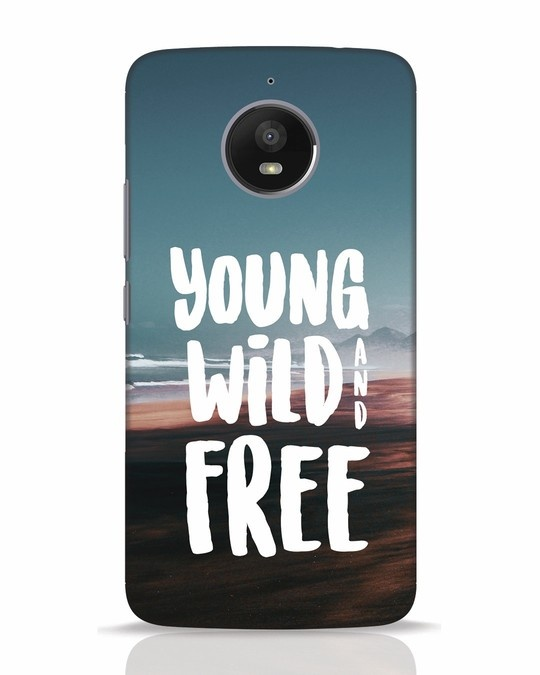 Shop Free Moto E4 Plus Mobile Cover-Front
