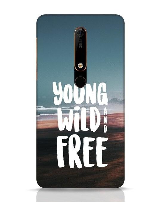 Free Nokia 6 1 Mobile Cover