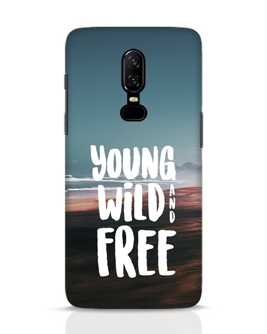 Shop Free OnePlus 6 Mobile Cover-Front