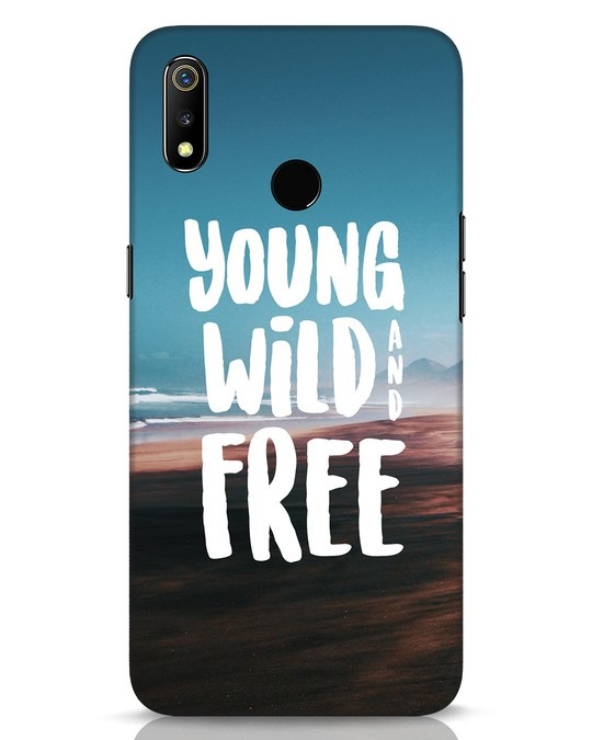Shop Free Realme 3 Mobile Cover-Front