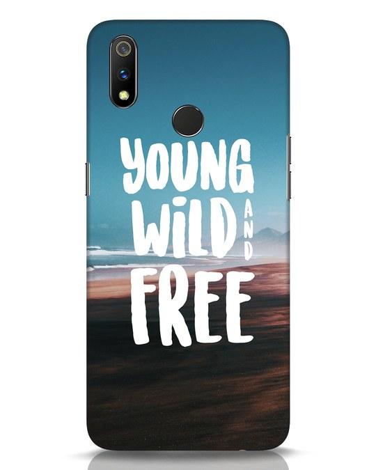 Shop Free Realme 3 Pro Mobile Cover-Front
