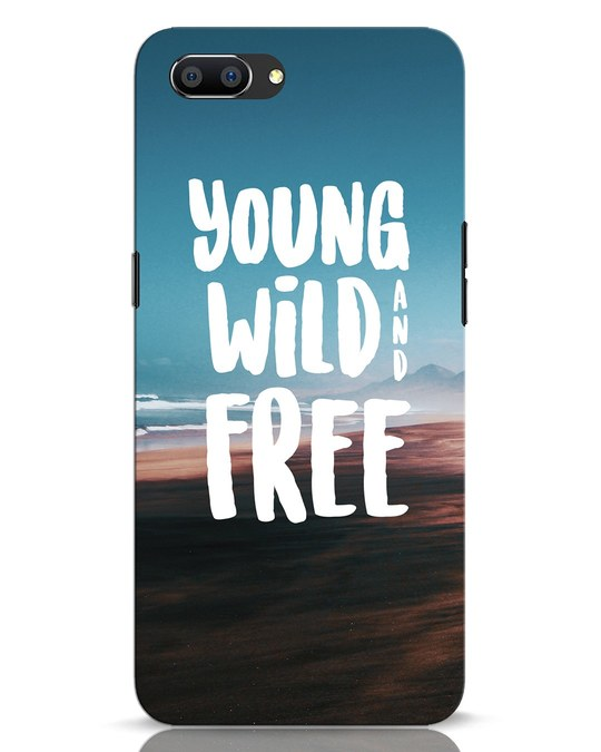 Shop Free Realme C1 Mobile Cover-Front