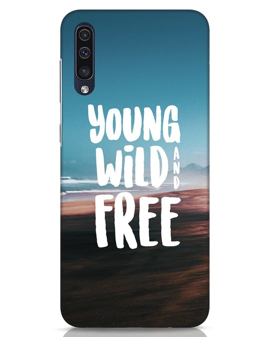 Shop Free Samsung Galaxy A50 Mobile Cover-Front