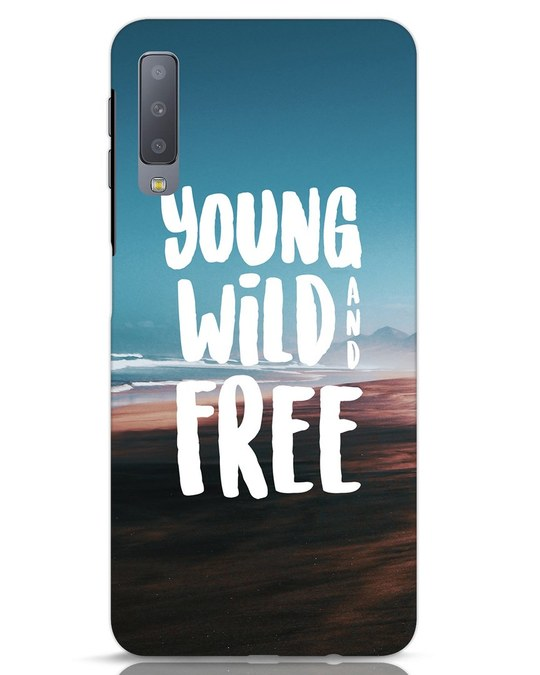 Shop Free Samsung Galaxy A7 Mobile Cover-Front