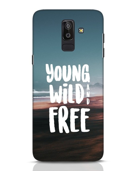 Shop Free Samsung Galaxy J8 Mobile Cover-Front