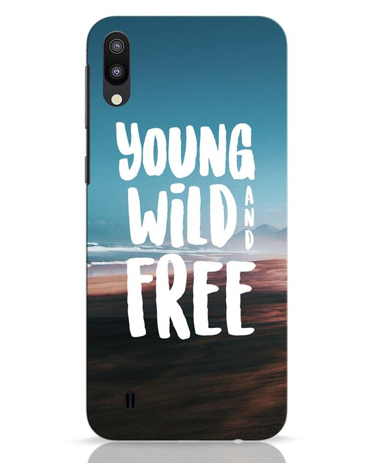 Shop Free Samsung Galaxy M10 Mobile Cover-Front