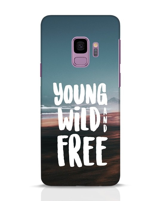 Shop Free Samsung Galaxy S9 Mobile Cover-Front