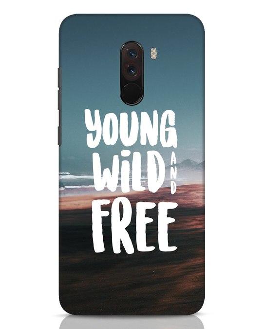 Shop Free Xiaomi POCO F1 Mobile Cover-Front