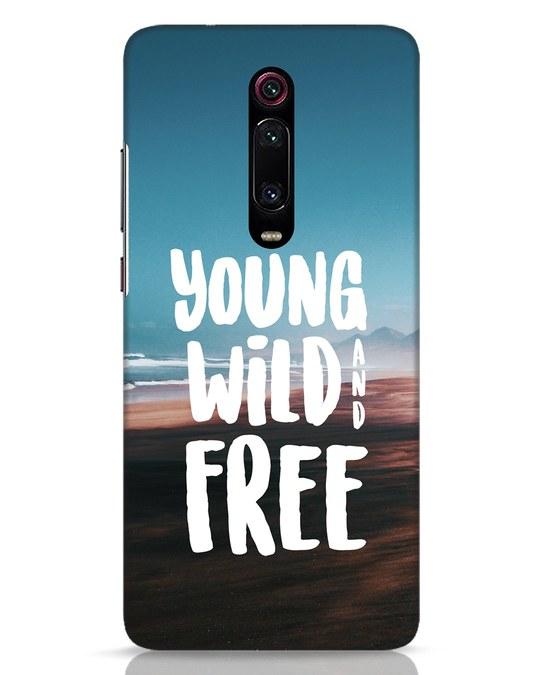Shop Free Xiaomi Redmi K20 Mobile Cover-Front