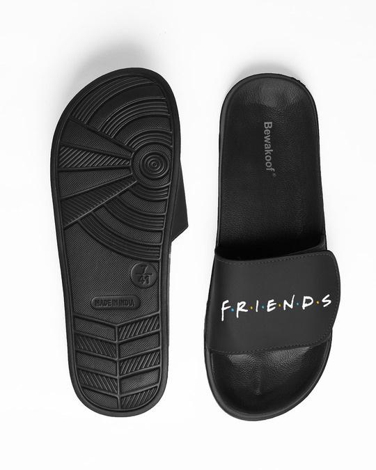 Shop Friend's Lightweight Adjustable Strap Men Slider (FRL)-Full