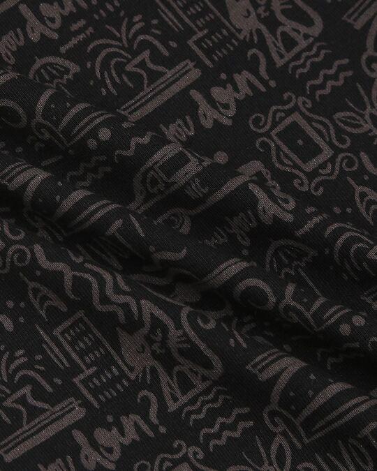 Shop Friends doodle (FRL) AOP Pyjama