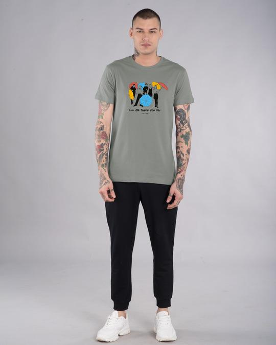 Shop Friends For You Half Sleeve T-Shirt (FRL)-Design