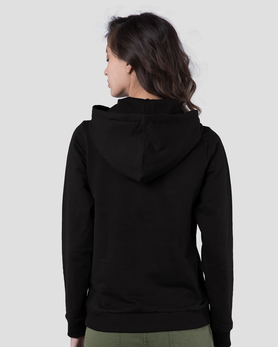 Shop Friends Logo Fleece Hoodie (FRL)-Back