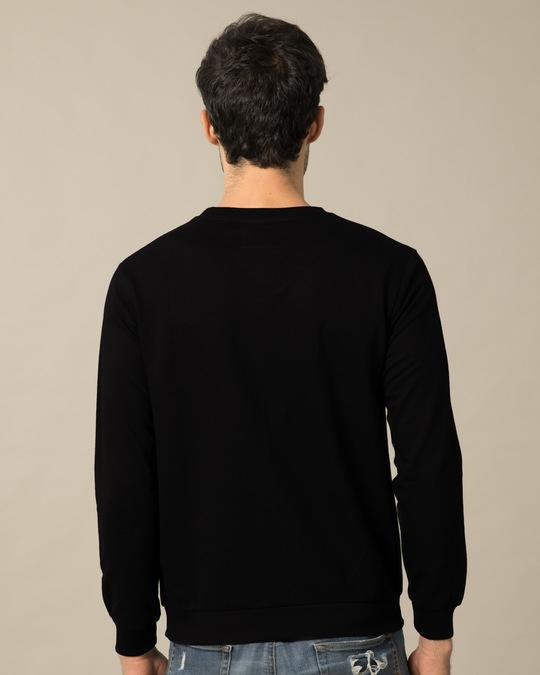 Shop Friends Logo Fleece Light Sweatshirt (FRL)-Back