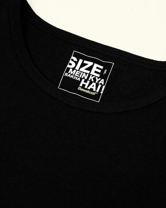 Shop Friends Logo Full Sleeves Printed T-Shirt Plus Size (FRL)
