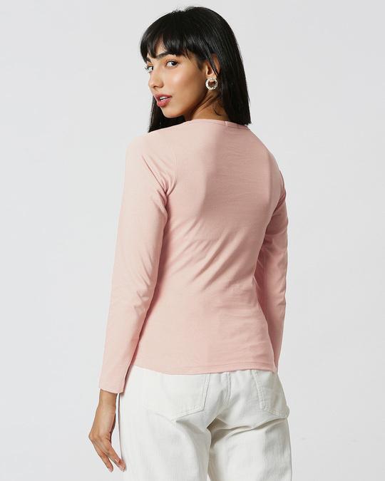 Shop Friends Logo Full Sleeve T-Shirt (FRL)-Full