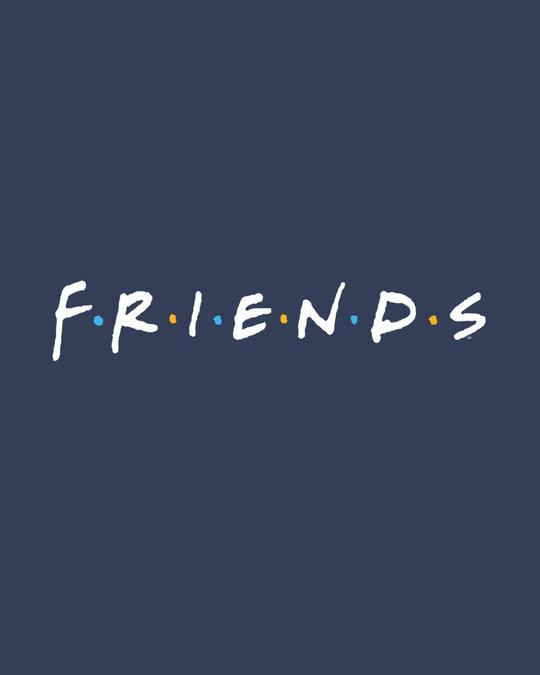 Shop Friends Logo High Neck Pocket Dress (FRL)