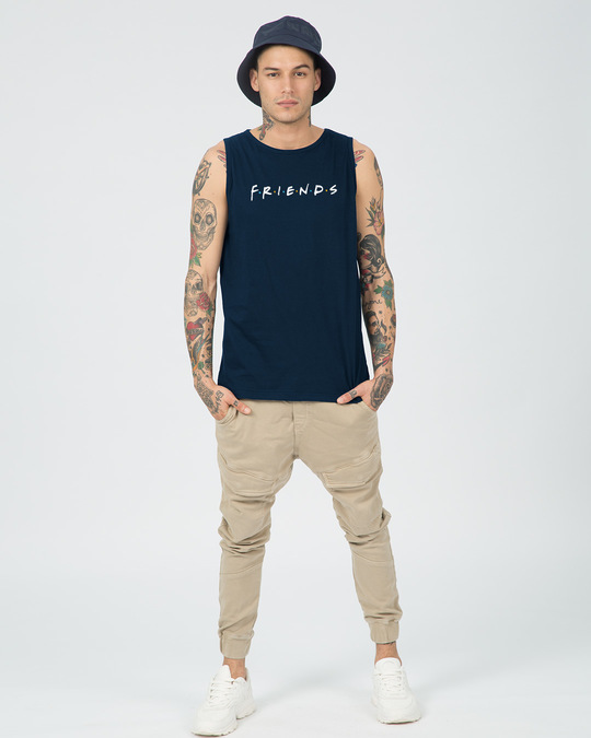 Shop Friends Logo Vest (FRL)-Full