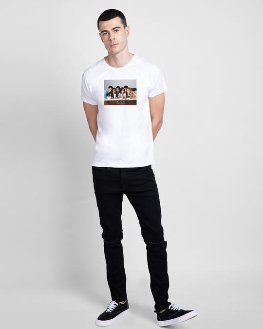 Shop Friends Photographic Half Sleeve T-Shirt-Full