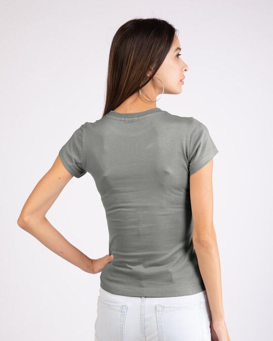 Shop Friends Sketch Doodle Half Sleeve T-Shirt (FRL)-Back