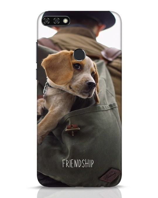 Shop Friendship Huawei Honor 7C Mobile Cover-Front