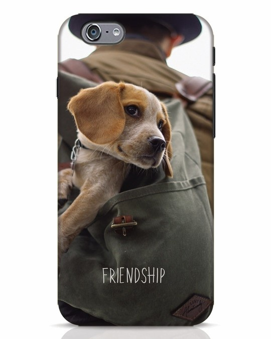 Shop Friendship iPhone 6 Mobile Cover-Front