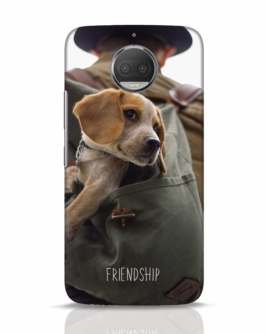 Shop Friendship Moto G5s Plus Mobile Cover-Front