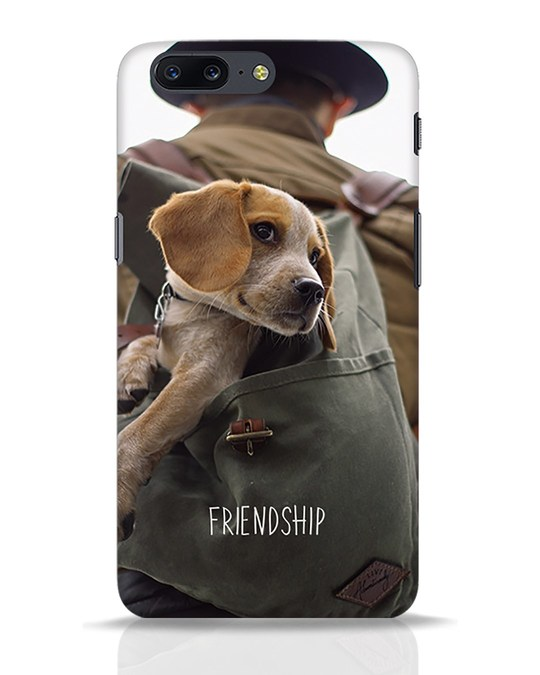 Shop Friendship OnePlus 5 Mobile Cover-Front