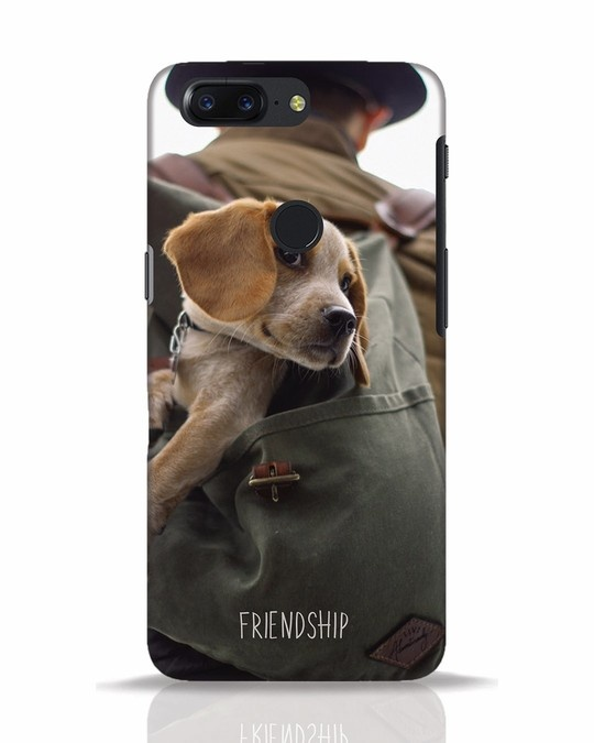 Shop Friendship OnePlus 5T Mobile Cover-Front