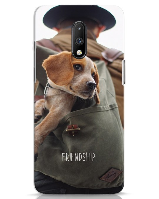 Shop Friendship OnePlus 7 Mobile Cover-Front