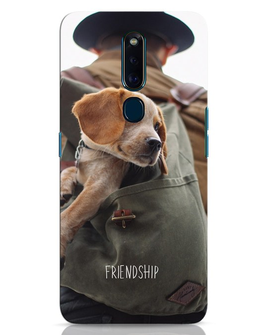 Shop Friendship Oppo F11 Pro Mobile Cover-Front