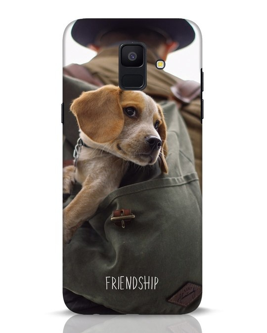 Shop Friendship Samsung Galaxy A6 2018 Mobile Cover-Front