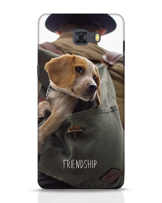 Shop Friendship Samsung Galaxy C9 Pro Mobile Cover-Front