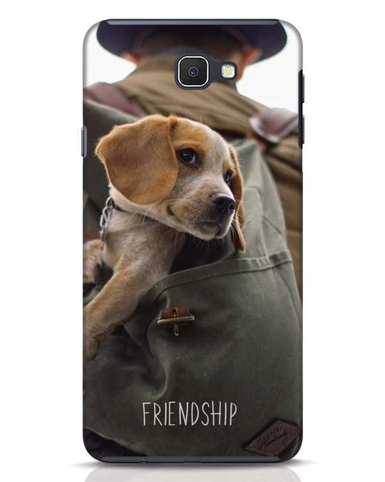 Shop Friendship Samsung Galaxy J7 Prime Mobile Cover-Front
