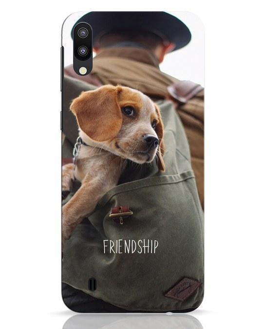 Shop Friendship Samsung Galaxy M10 Mobile Cover-Front