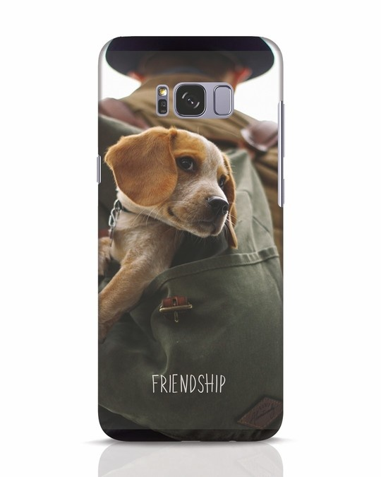 Shop Friendship Samsung Galaxy S8 Mobile Cover-Front