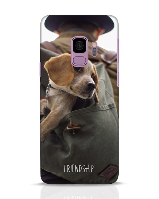 Shop Friendship Samsung Galaxy S9 Mobile Cover-Front